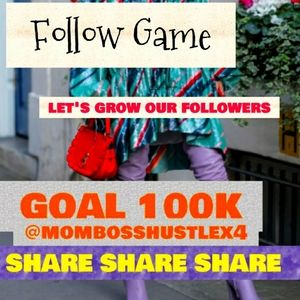 💕🌟Follow💕🌟🦄Game